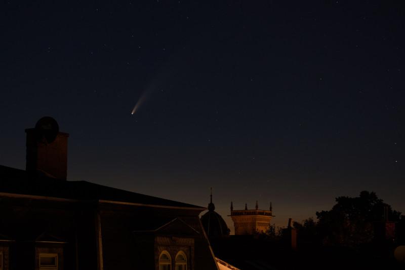 Komet Neowise (C/2020 F3)