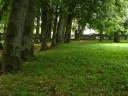 Ehemaliger Deutscher Friedhof in Bublitz, Westpommern.