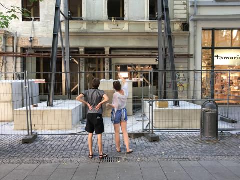 Schillerstraße 15 am 16.06.2019 Foto: Alexander Rutz